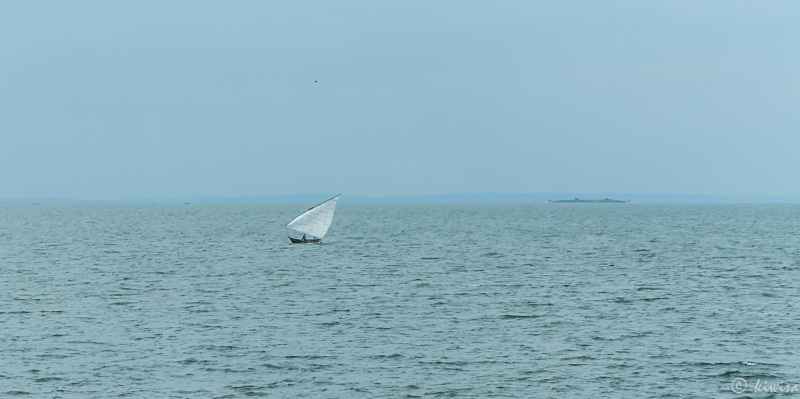 #5 Mwanza, Tanzania - dhow on Lake Victoria