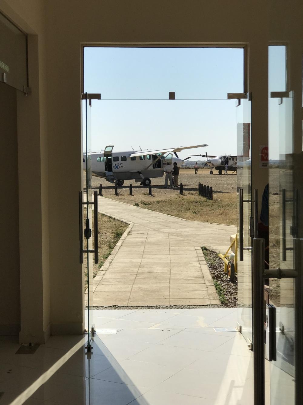 #44 - Seronera airstrip- Serengeti