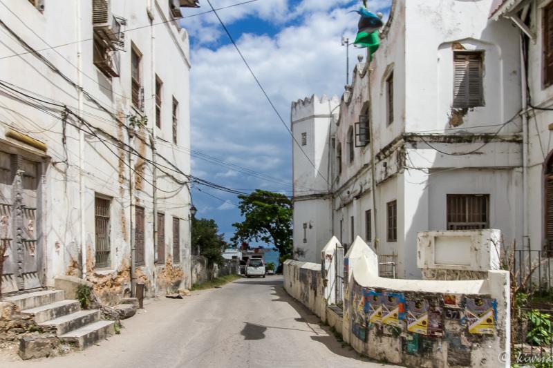 #8 Zanzibar- a glimpse of the sea
