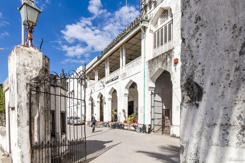 #9 Zanzibar- The Palace Museum