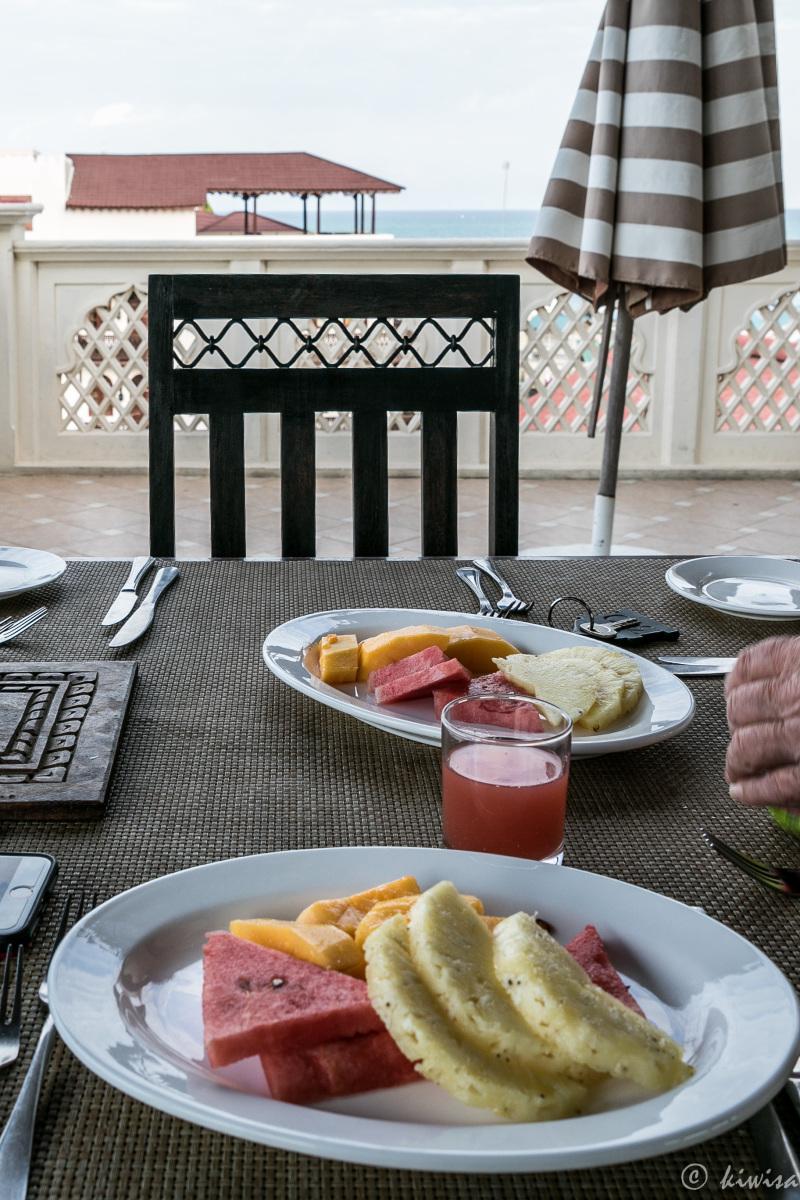 #10 Zanzibar- Last breakfast in Stonetown