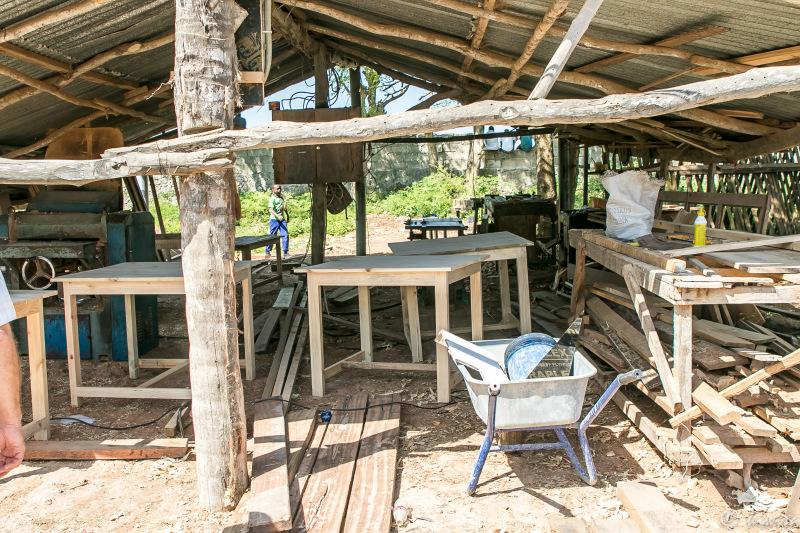 #23 Zanzibar- Furniture maker