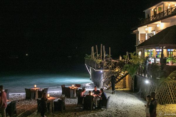 #28 Zanzibar- Night dining