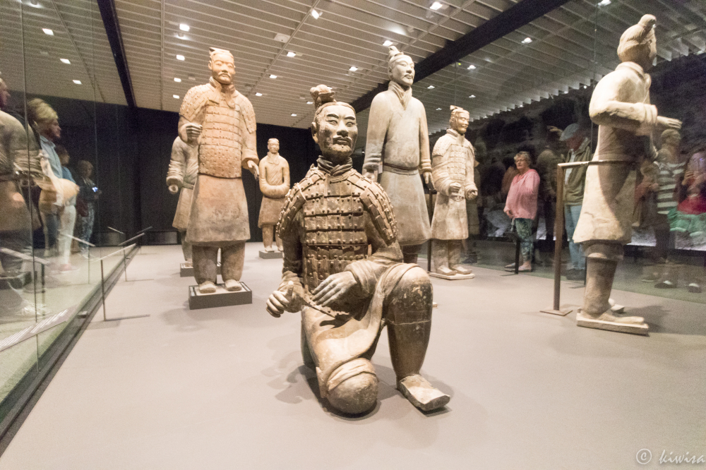 #1 Terracotta Warriors