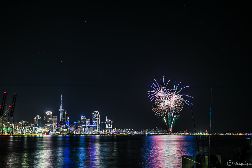 #2 Auckland Anniversary 2021 Fireworks