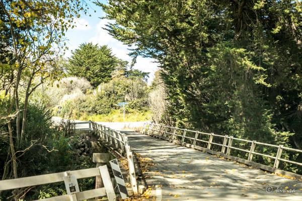 One lane bridge, Kaipara