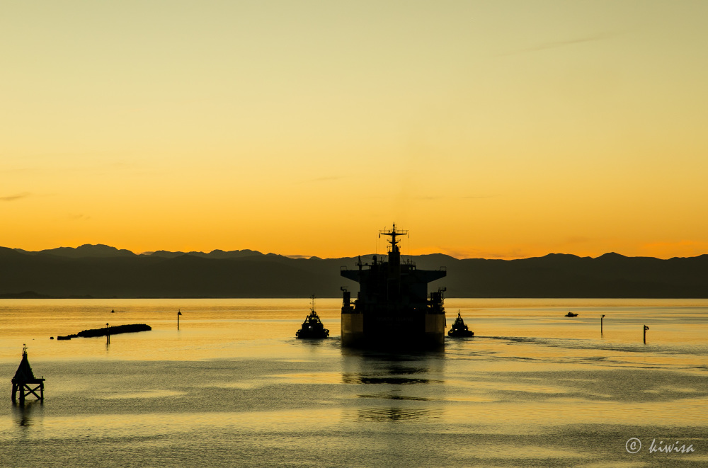#2 South Island Road trip-Nelson sunset