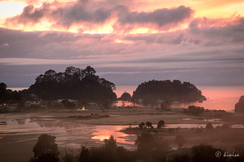 South Island Road trip-Kaiteriteri Sunrise