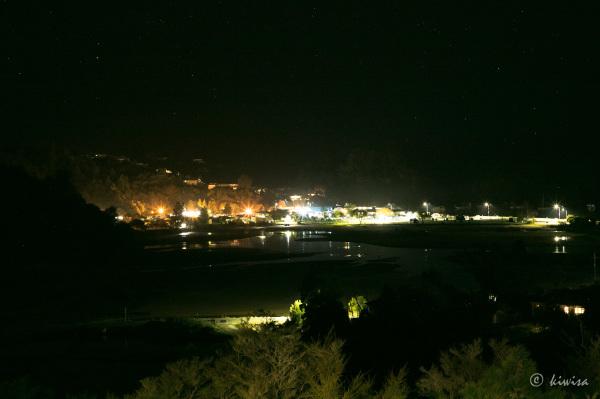 #9 South Island Road trip-Kaiteriteri night view