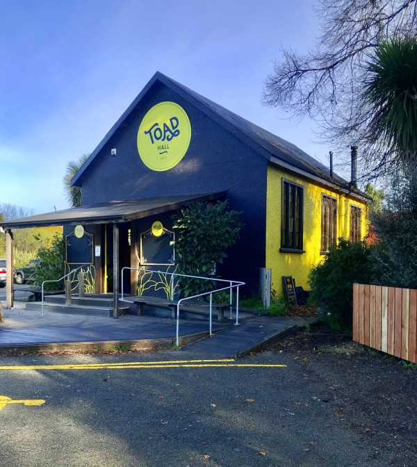 #10 South Island Road trip-Toad Hall, Motueka
