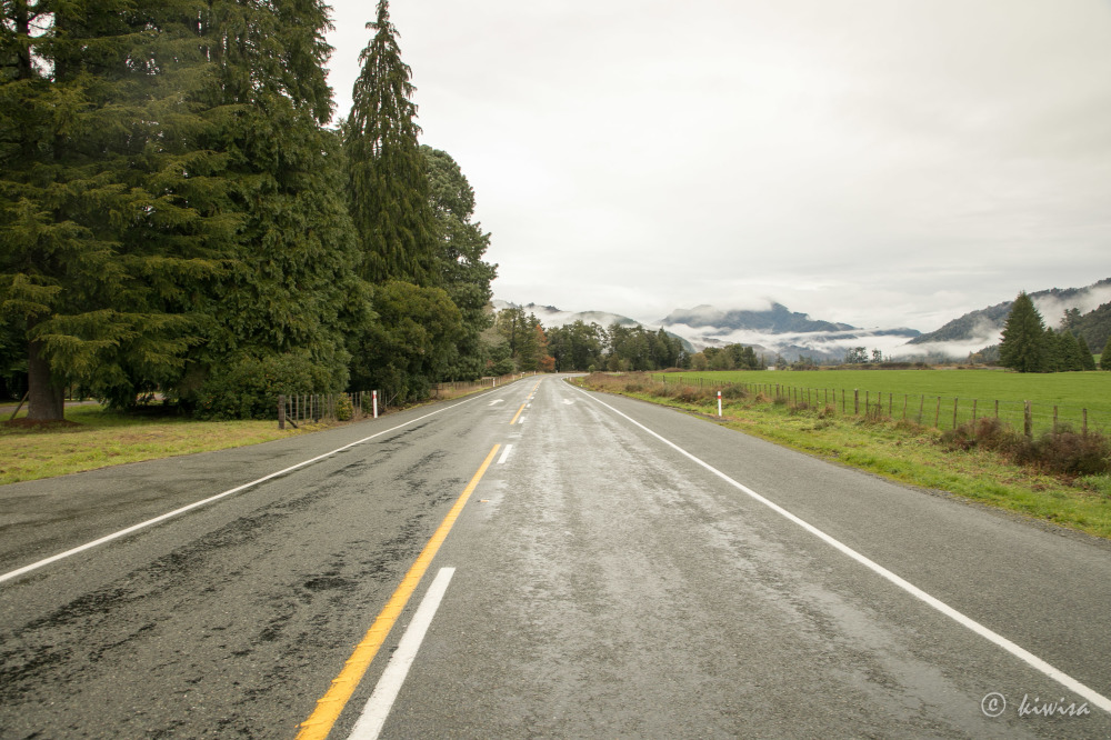 #11 South Island Road trip-The road to Murchison