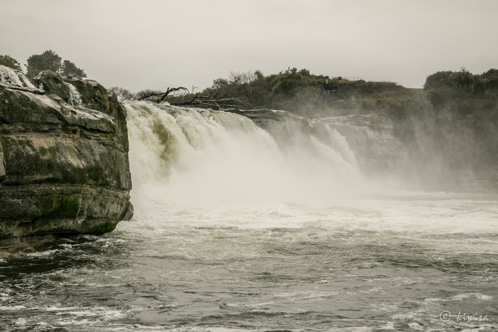 #13 South Island Road trip- Maruia Falls