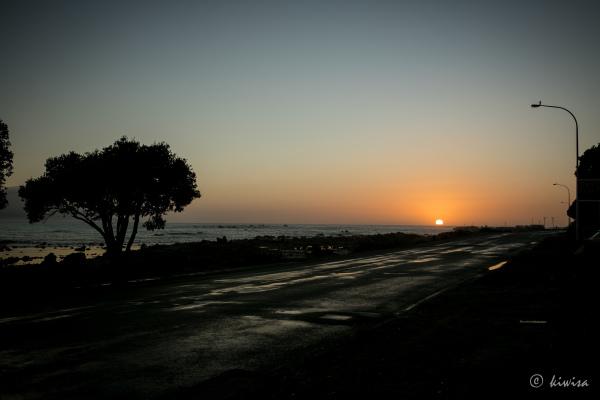 #22 SI Road trip-Kaikoura sunrise