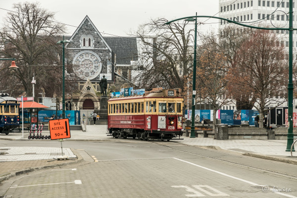 #34 SI Road trip - Christchurch Cathedral