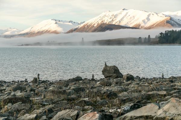 #40 SI Road trip-Lake Tekapo
