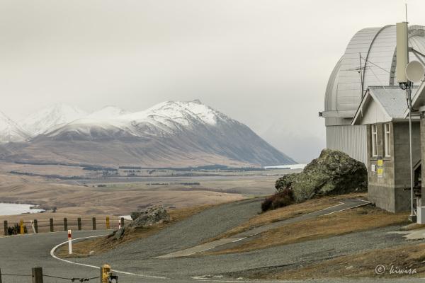 #43 SI Road trip-Mt John Observatory Lake Tekapo