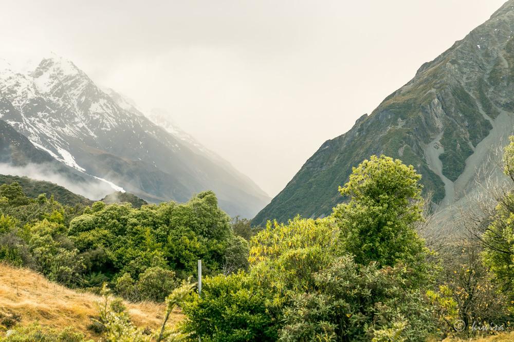 #51 SI RoadTrip, Aoraki Mt Cook hidden