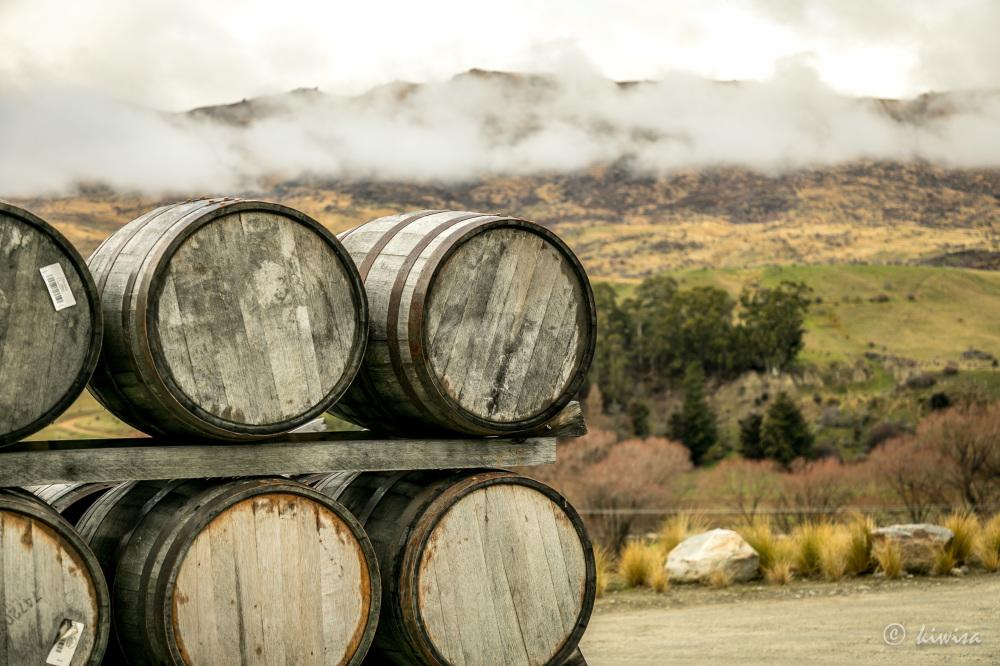 #67 SI Road trip- Cadrona Distillery vats
