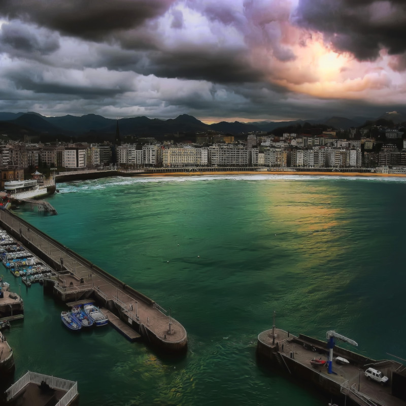 Donostia, Basque Country, Spain