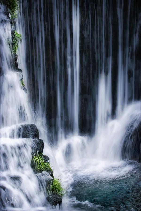Río Frío waterfall