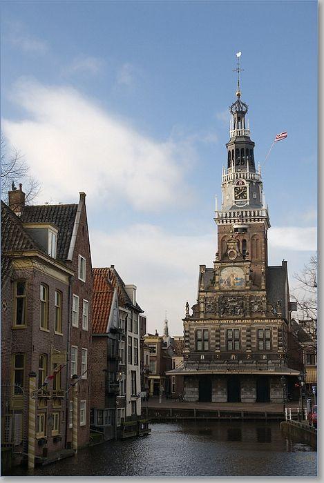 De Waagtoren, Alkmaar (Noord-Holland)