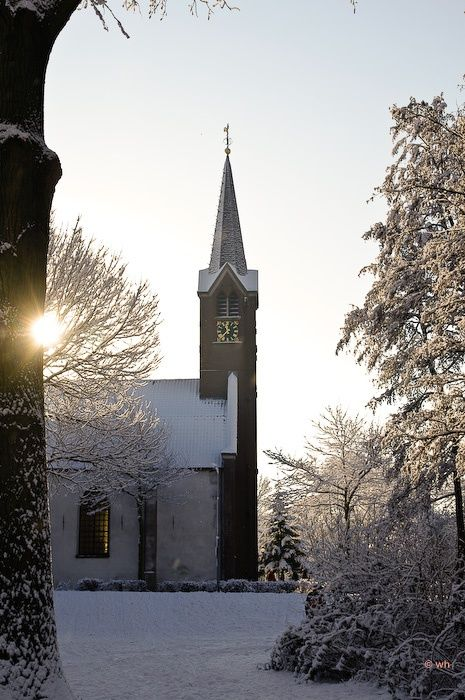 Kooger Kerk,  Zuid-Scharwoude (Noord-Holland)