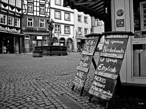 Cochem (Rijnland-Palts) Duitsland