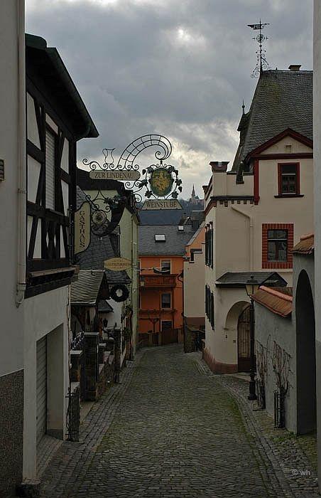Rüdesheim am Rhein (Hessen) Duitsland