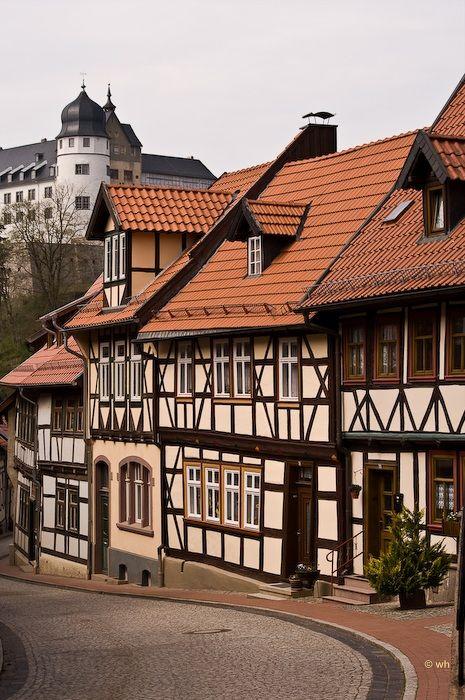 Stolberg, Harz (Saksen-Anhalt ) Duitsland
