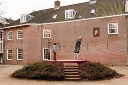 Rembrandtplein,  Leiden  (Zuid-Holland)