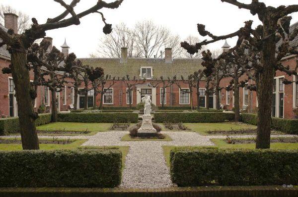 Het Wildemanshofje, Alkmaar  (Noord-Holland)