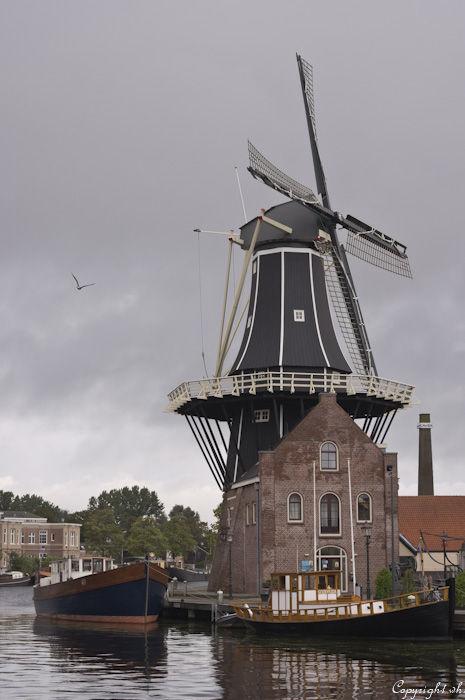 De Adriaan,  Haarlem  (Noord-Holland)