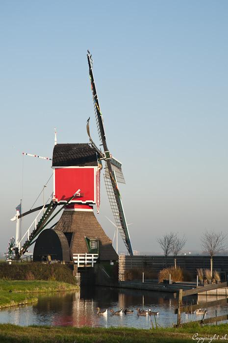 Rooie Wip, Hazerswoude-Dorp  (Zuid-Holland)