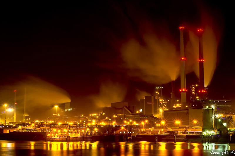 Tata Steel, IJmuiden  (Noord-Holland)