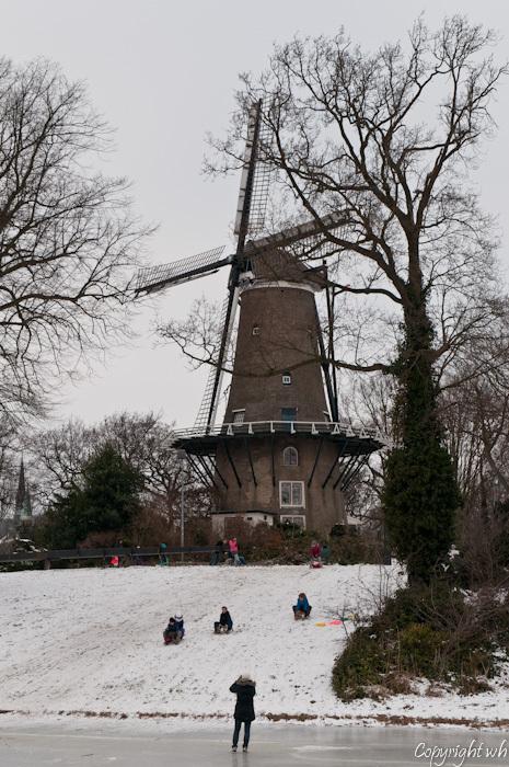 Molen van Piet,  Alkmaar  (Noord-Holland)