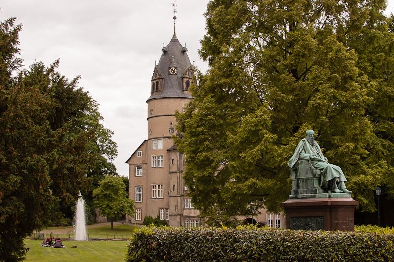 Detmold (Noordrijn-Westfalen)  Duitsland