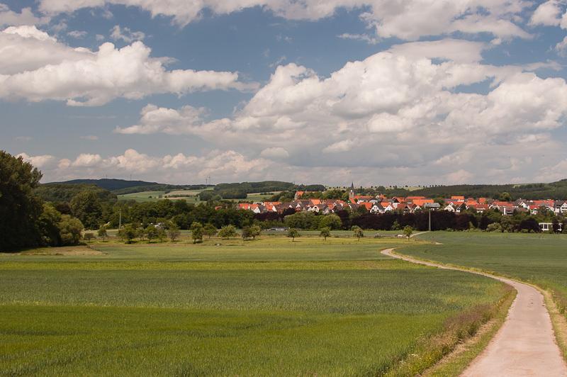 Barntrup (Noordrijn-Westfalen)  Duitsland