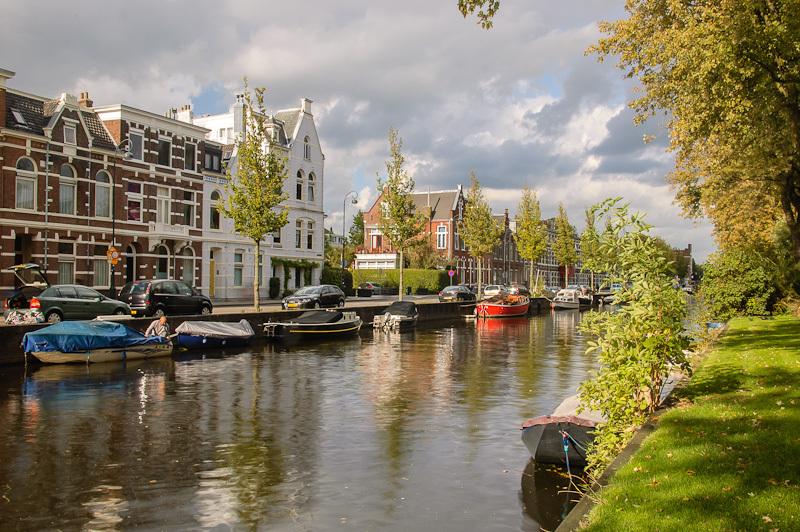 Haarlem, Leidsevaart  (Noord-Holland)
