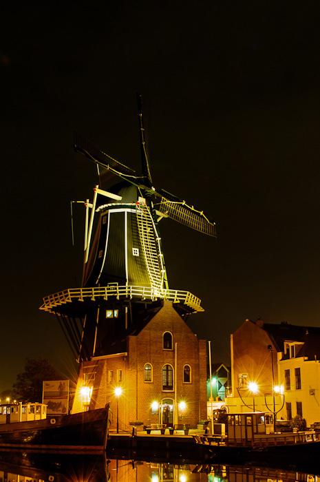 Molen De Adriaan,  Haarlem  (Noord-Holland)