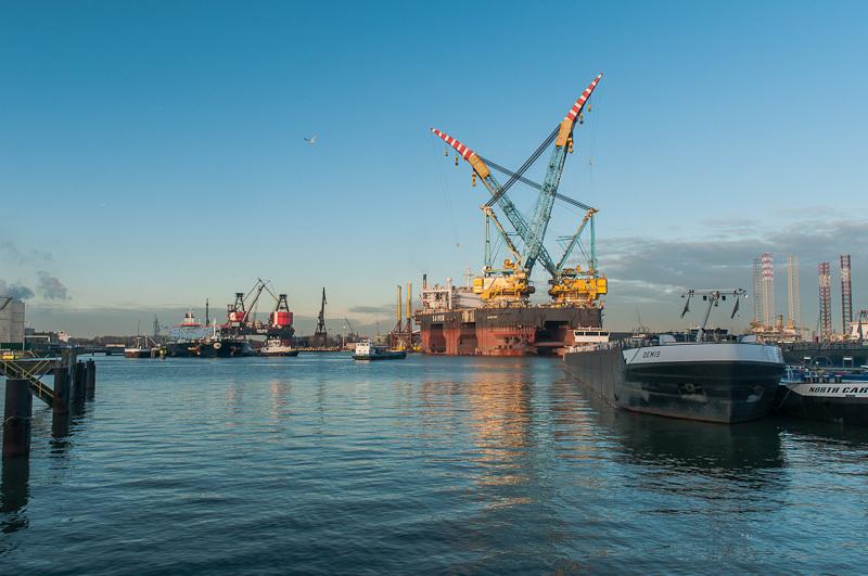 Torontohaven Rotterdam  (Zuid-Holland)