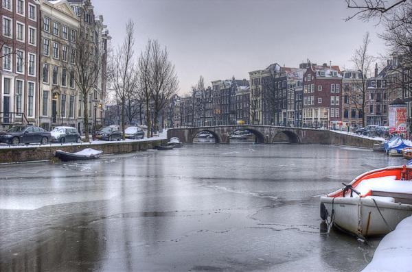 Amsterdam,  keizersgracht   (Noord-Holland)