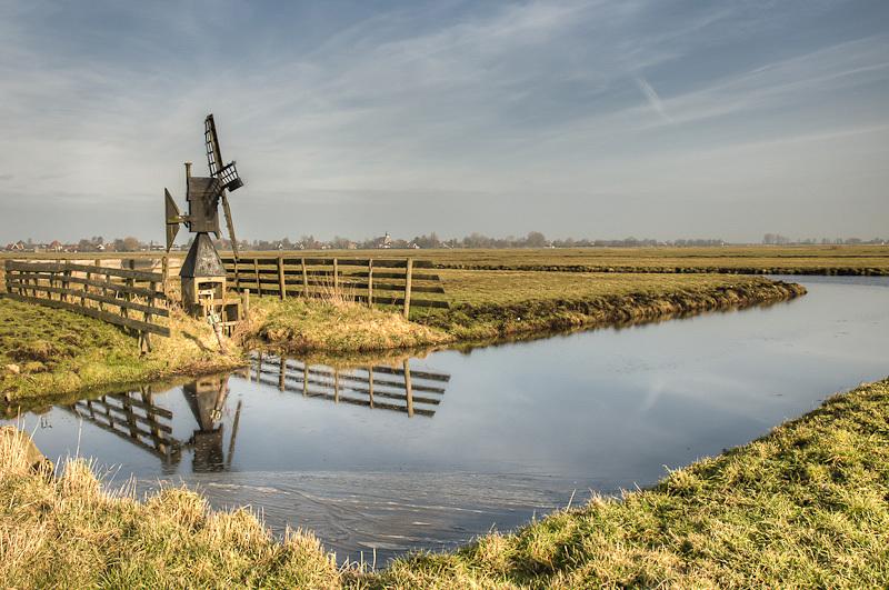 Polder Zeevang  (Noord Holland)