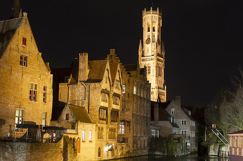 Brugge  (West-Vlaanderen)  België   1/2