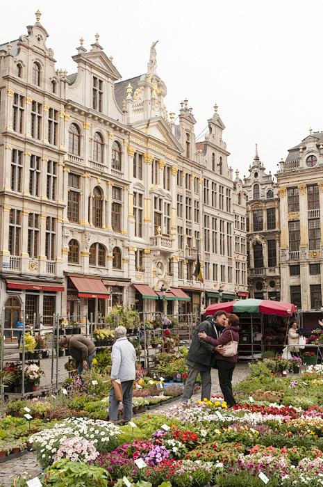 De Grote Markt,  Brussel  België