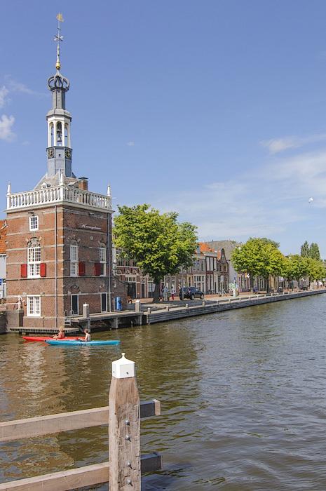 Accijnstoren,  Alkmaar  (Noord-Holland)