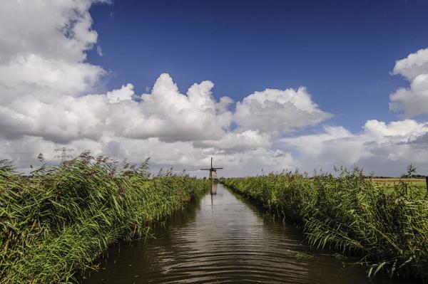Poldermolen E,  Oterleek  (Noord-Holland)