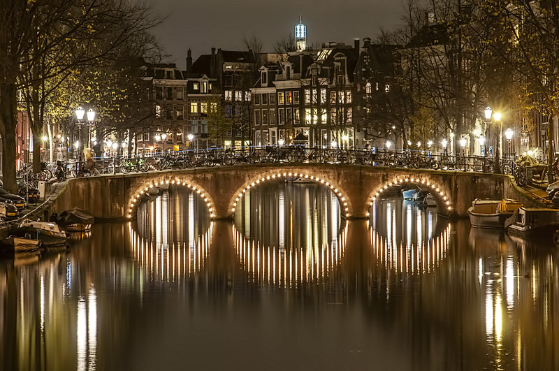 Herengracht,  Amsterdam  (Noord Holland) 2/2