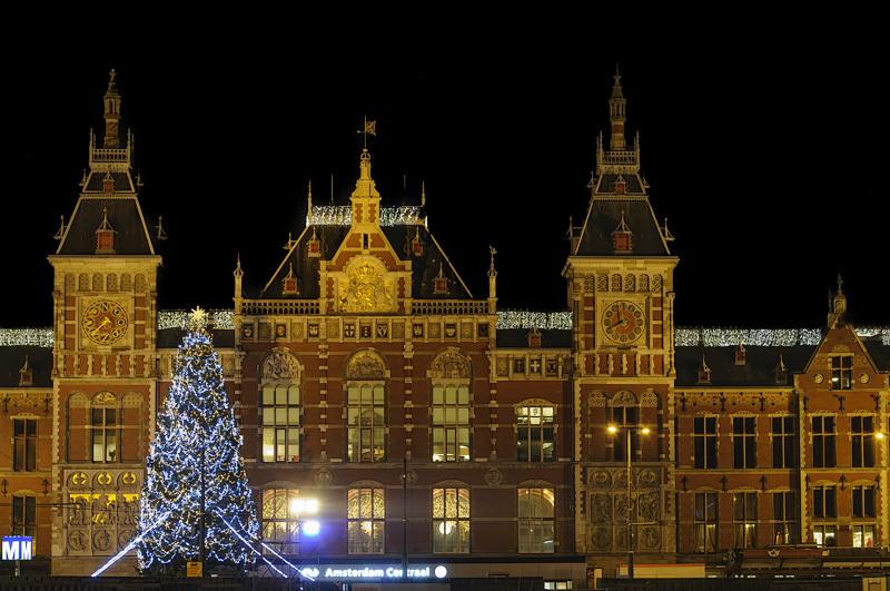Centraal station Amsterdam  (Noord-Holland)