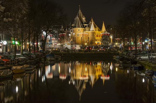 Nieuwmarkt en Waag,  Amsterdam