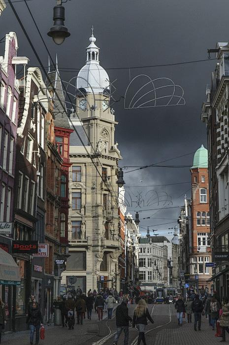 Leidsestraat,  Amsterdam  (Noord-Holland)